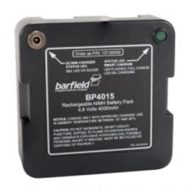 Barfield Part Number- 137-00030 replacement battery for digital instruments DALT-55 and DAS-650