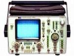 HP / Agilent 1740A Oscilloscope - Part Number: 1740A