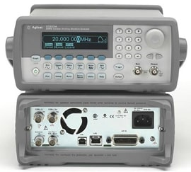 HP/Agilent 33220A Waveform Generator