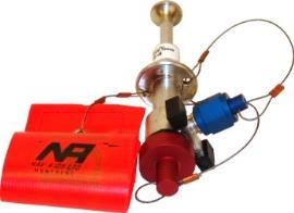 Nav-Aids Ltd Part Number- 33410-125-4 Pitot Static Adapters
