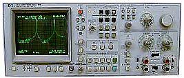 HP/Agilent 3582A Spectrum Analyzer