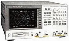 HP/Agilent 4396A Spectrum/Network Analyzer