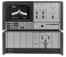 HP/Agilent 70000 Series Spectrum Analyzer