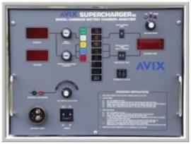 JFM SuperCharger 60 Battery Charger Analyzer for Large Battery Systems Part Number- 9899970021