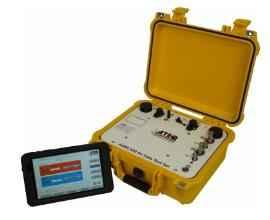 ATEQ Omicron ADSE-650 Air Data Test Sets