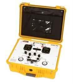 ATEQ Omicron Part Number- ADSE-550 Digital Pitot Static Tester, Hand Pump