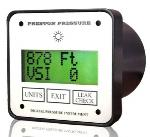 Preston Pressure Digital Altimeter Indicator - Part Number: ALT-621