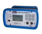 ATEQ Omicron AX 6000 Milliohmmeter - Bonding Tester Kit- Part Number: AX6000 Kit