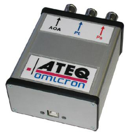 ATEQ Omicron ADSE-730 Air Data Test Sets