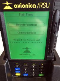 Avionica Part Number- RSU Data Transfer Units