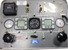 Barfield 1811HA0A Digital Pitot Static Test Set Part Number- 101-00169-A0A