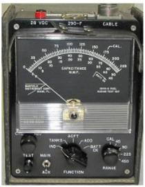 Barfield 2643G  (101-00260) Fuel Quantity Testers