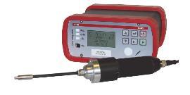 ATEQ Omicron H6000 Hydrogen Portable Leak Tester