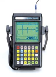 Olympus Part Number- 25DL PLUS Ultrasonic Precision Thickness Gage