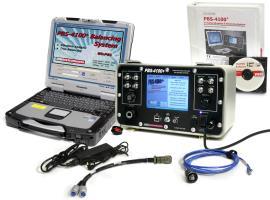 MTI Instruments Part Number- PBS-4100 Plus Engine Vibration Analysis & Balancing System