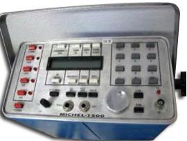 TKM / Michel 1500 NAV/COMM Test Sets