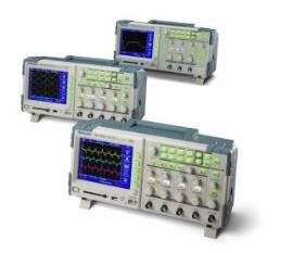 Tektronix TPS2024 Oscilloscope