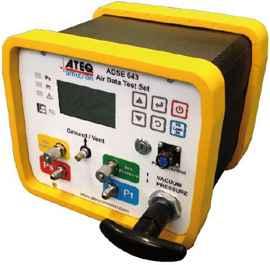 ATEQ Omicron ADSE643 Air Data Test Sets